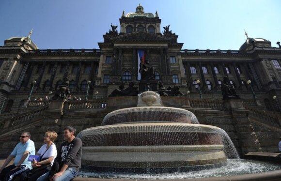Nacionalinis muziejus Prahoje