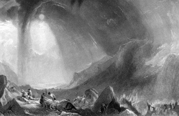 Hanibalas keliasi per Alpes