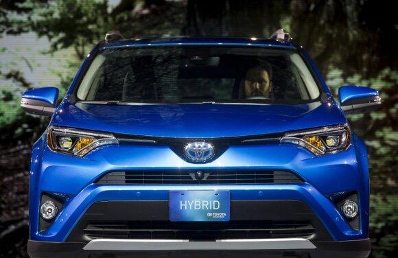 """""""Toyota RAV4 Hybrid"""""""