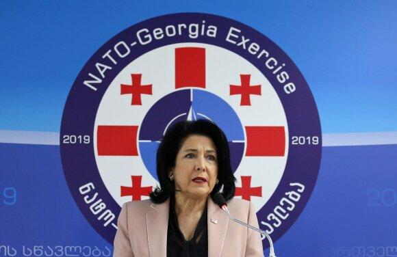 Salomė Zurabišbvili