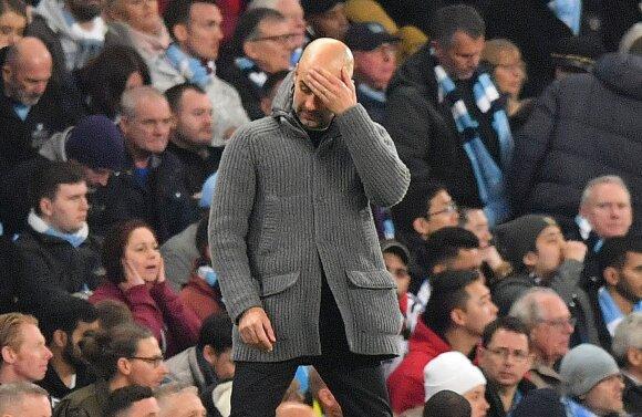 Dramatiškiausia VAR peržiūra: Guardiola – apie žiaurų likimą, Pochettino – laimingiausią karjeros vakarą
