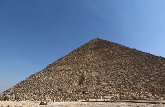 Cheopso piramidė