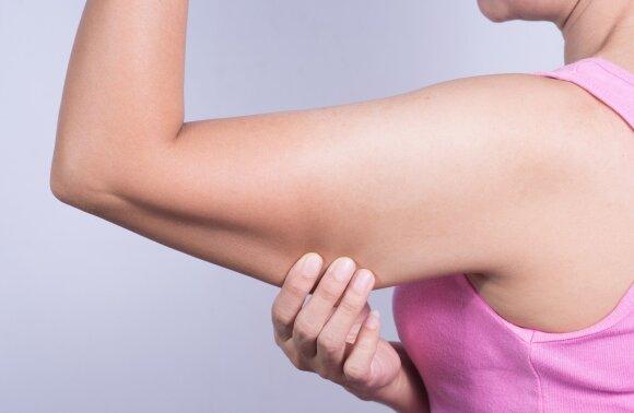 Šeši kūno riebalų tipai: ką reikia apie juos žinoti?