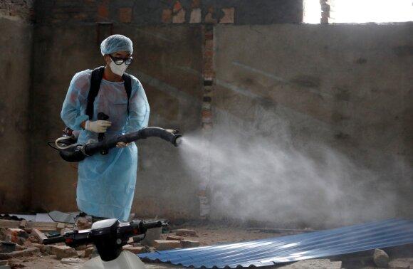 Po pandemijos laukia neišvengiami pokyčiai: Kinijai – vis daugiau nerimą keliančių signalų