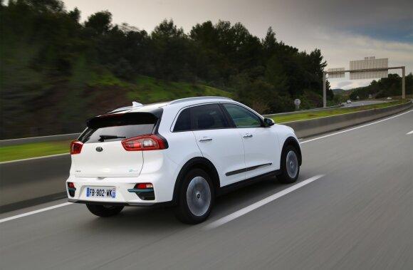 Apskaičiavo: elektromobilio nuvažiuojamą atstumą lemia ne tik baterijos dydis