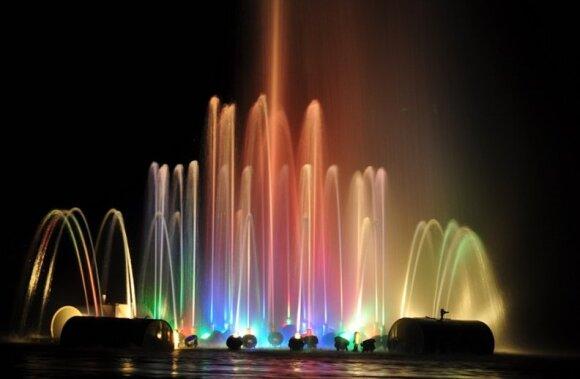 Veisiejų fontanas