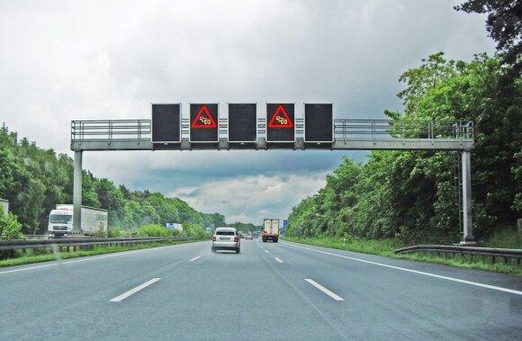 Nedrausmingų vairuotojų sutramdymui – įmantrios naujovės