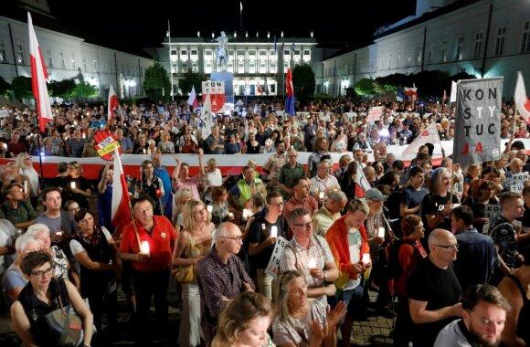 Aukščiausiasis Teismas: Lenkijai gali tekti palikti ES