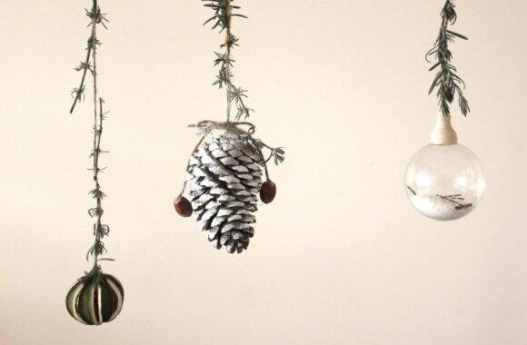Kaip švęsti, kad norėtųsi kartoti: eko Kalėdų idėjos