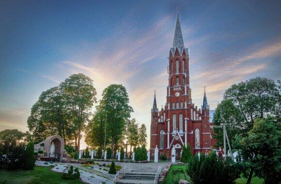 Šilalės bažnyčia