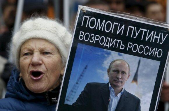 Opinion: Putin the troll