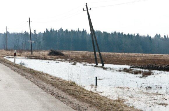Ūkininkai įvardijo, dėl ko iš tiesų Lietuvą skandina liūtys: gresia ekologinė katastrofa