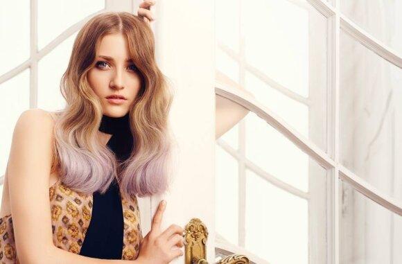 Plaukų dažymo tendencijos pavasariui