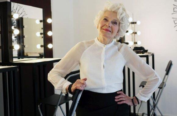 Makiažo meistrė: gražu, kai bet kokio amžiaus moterys puošiasi