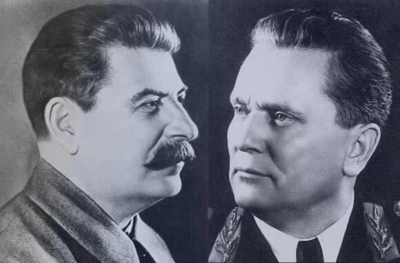 Josifas Stalinas, Josipas Brozas Tito