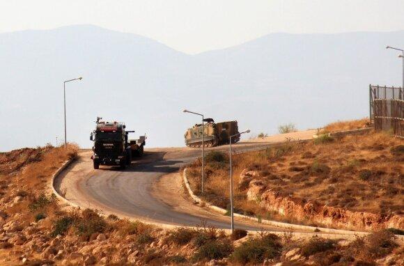 """Ekspertas apie Erdoganą: """"prarastų teritorijų"""" niežulys dar sukels rimtų komplikacijų"""