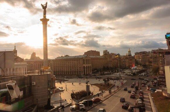 Kijevas, Ukraina
