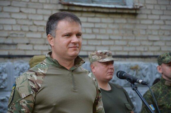Советник главы МВД Украины Иван Варченко