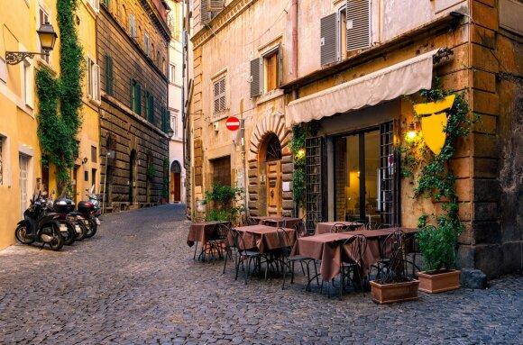 Nematyta Roma: turistų neatrastos miesto vietos