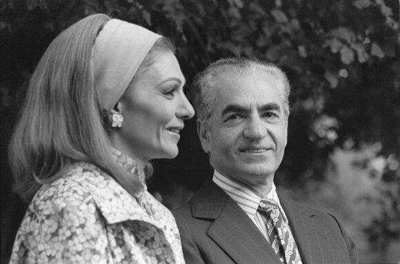 Mohammedas Reza Pahlavi, Farah Diba