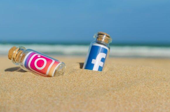 Kaip saugiai naudotis socialiniais tinklais: dažnu atveju pakanka tiesiog pakeisti nustatymus