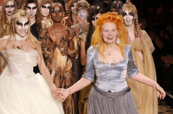 Vivienne Westwood – kaip mokytoja iš Londono tapo mados pasaulio ikona
