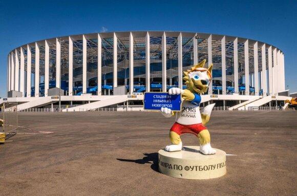 Ar tikrai naudinga būti pasaulio futbolo čempionato šeimininku?