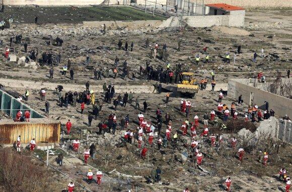 Po grėsmingų Irano atakų – neprognozuojamas kerštas: visą dieną skelbiama prieštaringa informacija