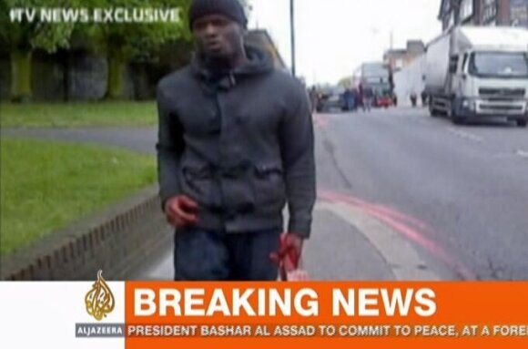 Londone po žiaurios žmogžudystės paskelbta apie teroro išpuolį
