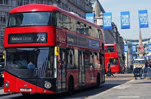 Londono viešasis transportas