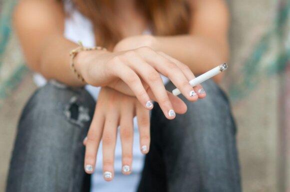 Sveikos gyvensenos specialistės: visos rūkymo formos pavojingos ir gali sukelti ligas