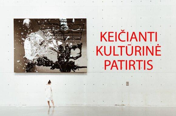 Aktuali kultūrinė patirtis: kaip ją supranta kultūros organizacijos?