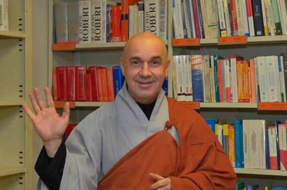 Dzenbudistų vienuolis: neatskleidžiame nė penkių procentų savo galimybių
