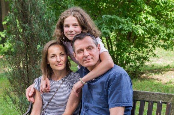 """Семья из Беларуси довольна переменами в Паланге: """"Еще бы цены чуть пониже"""""""