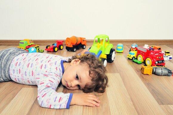 7 požymiai, rodantys, kad jūsų vaikas pernelyg išlepintas