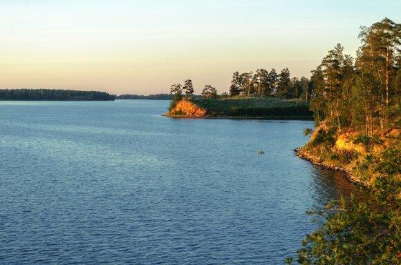 Irtiašo ežeras