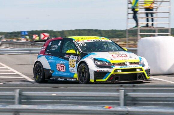 TCR automobilių lenktynės