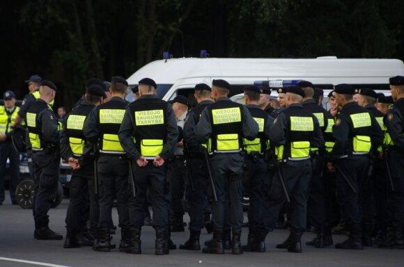 Pirtyje Viešojo saugumo tarnybos pareigūnai sukėlė masines muštynes – apie 10 nukentėjusiųjų
