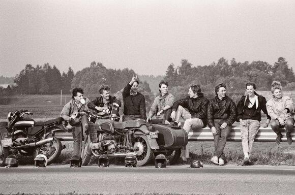 Vienybės keliu link Baltarusijos pajudės ir motociklininkai