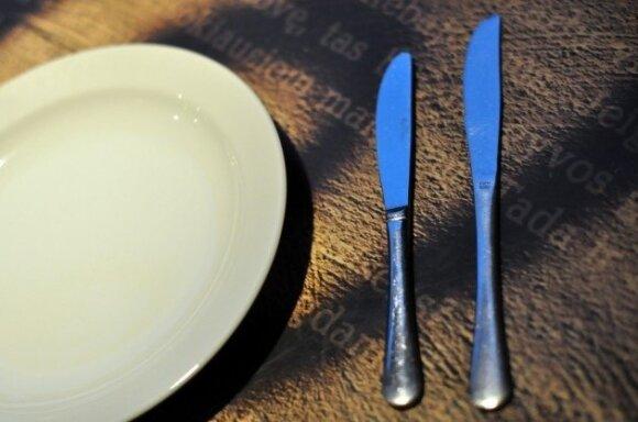 Pirkdama virtuvės įrankius kariuomenė permokėjo 8 kartus, bet jų net nenaudoja