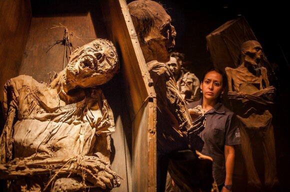 Mumijų muziejus Gvanachuate