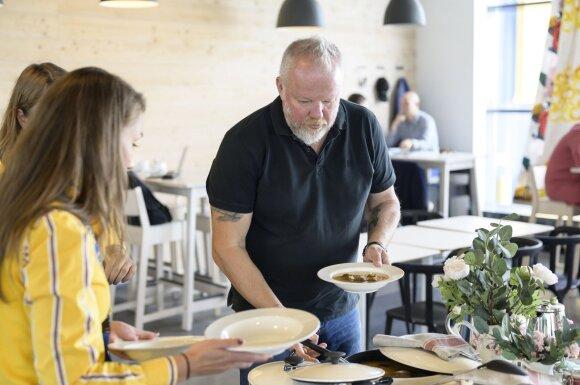 Pristatomi nauji švediškų kukulių patiekalai