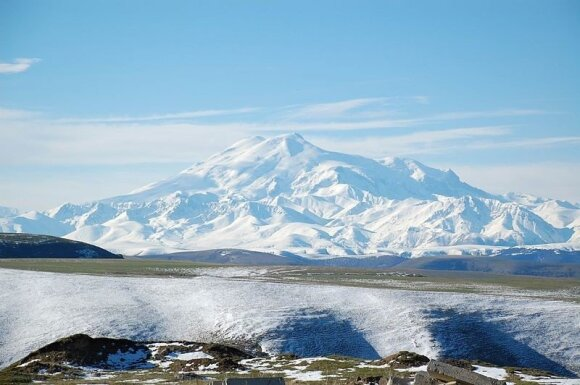 Elbrusas / JukoFF nuotr.