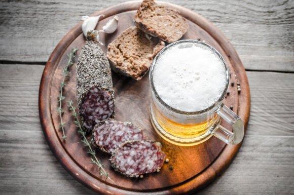 Kas blogiau aluje – cukrus ar alkoholis?