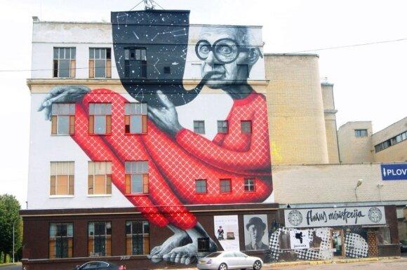 Fluxus ministerija Kaune