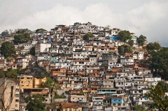 Rio de Žaneiras dalykiškai III: Samba, futbolas ir vis dar egzistuojanti vergovė