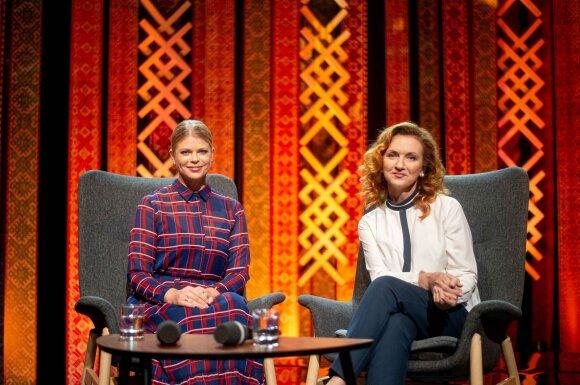 Asta Stašaitytė ir Loreta Sungailienė /Foto: E.Blaževič