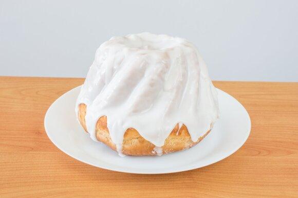 """""""Babka Wielkanocna"""" pyragas"""
