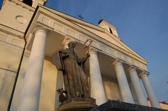 Šv. Aleksandro bažnyčia (A. Žiliuko nuotr.)