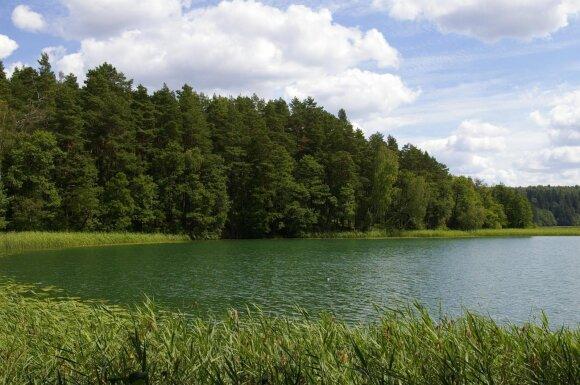 Spindžiaus ežeras
